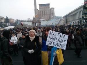 Maidan Protectors in March