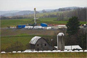Fracking and Farming