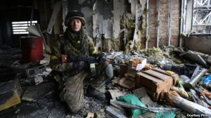 22 year-old Ukrainian soldier Serhiy Halyan