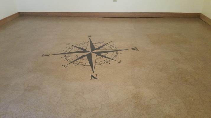 Flooring by Tedrowe Bonner & Marcia Amidon