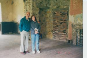 Marcia and Dad, Scotland 001