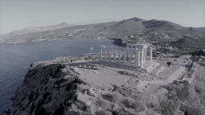 Sunio, GR - Temple of Poseidon (edited)